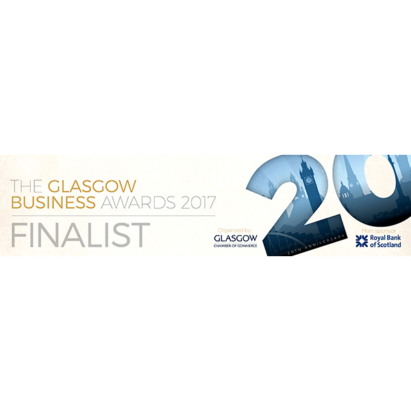 LINIAN have been shortlisted for the Glasgow Business Award 2017: Family Business of the Year