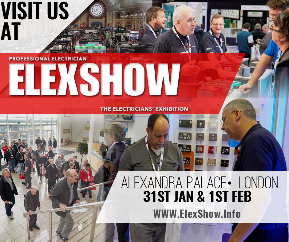LINIAN kick off the year with their first Elexshow exhibition of 2018