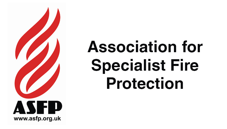 LINIAN are now members of the Association for Specialist Fire Protection