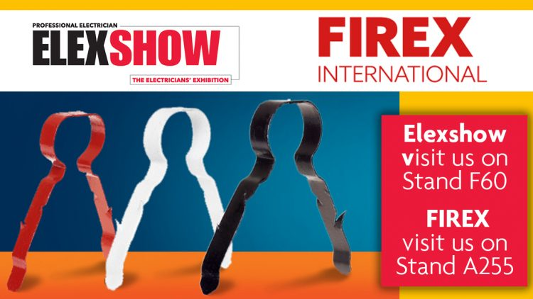 LINIAN to attend the Elexshow, Harrogate (Stand F60) & FIREX International (Stand A255) this June