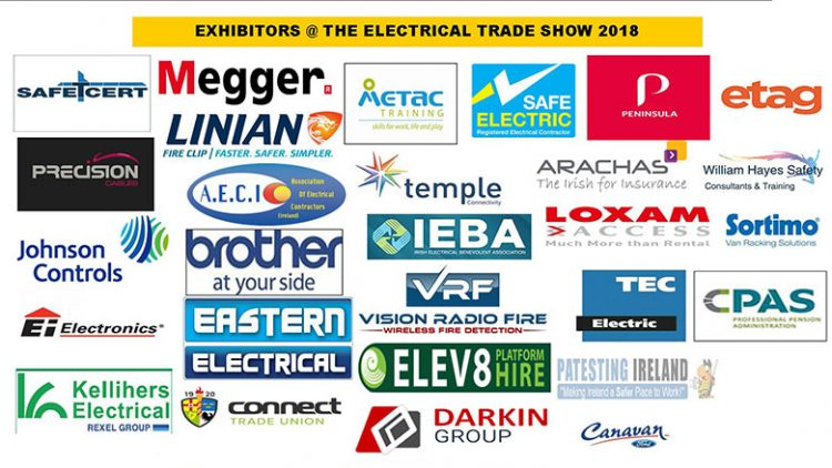 LINIAN to attend the Association of Electrical Contractors (Ireland) Trade Show 2018