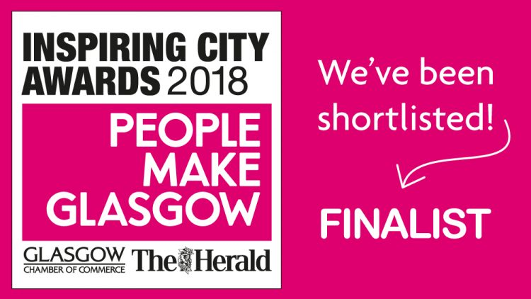 LINIAN shortlisted for the Inspiring City Awards (ICA) 2018: Innovation in Business Award