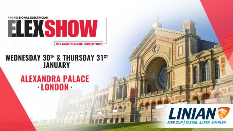 LINIAN to exhibit at first Elexshow of 2019!