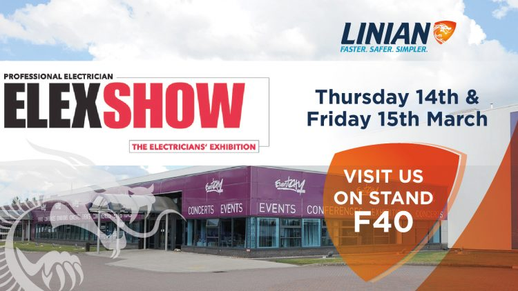 Be the first to see our BRAND NEW SuperClips and T&E Clips at this months' Professional Electrician Elexshow in Manchester!
