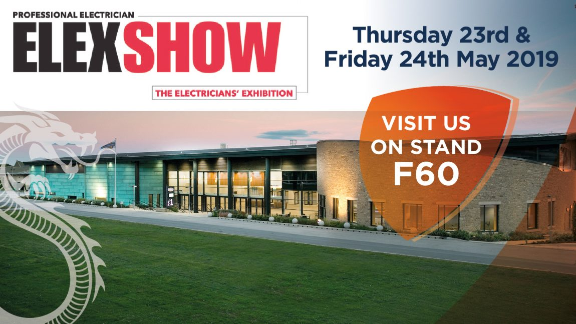 We'd love to see you at the next Professional Electrician Elexshow in Harrogate this week!