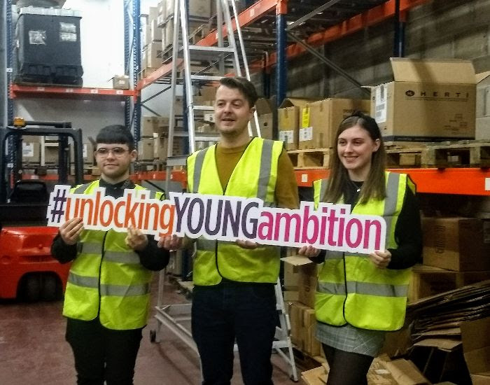 Unlocking Young Ambition: the student's perspective